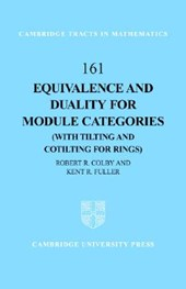 Equivalence and Duality for Module Categories (with Tilting and Cotilting for Rings)