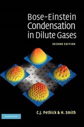 Bose-Einstein Condensation in Dilute Gases | C J Pethick |