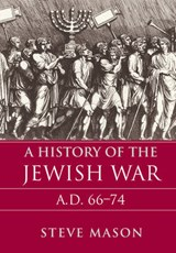 A History of the Jewish War | Steve Mason |