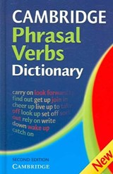 Cambridge Phrasal Verbs Dictionary | auteur onbekend |