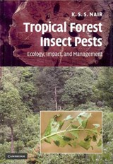 Tropical Forest Insect Pests | K. S. S. Nair |