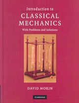 Introduction to Classical Mechanics | David Morin |
