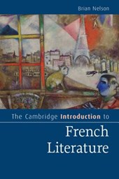 The Cambridge Introduction to French Literature | Brian Nelson |
