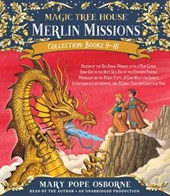 Merlin Mission Collection | Mary Pope Osborne |