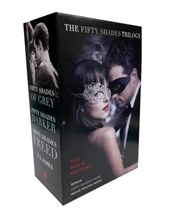 Fifty Shades 3 Copy Boxed Set. Media Tie-In