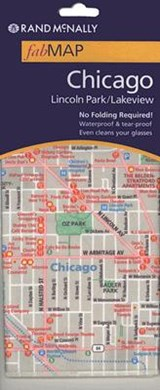 Rand Mcnally Fabric Lincoln Park | Rand McNally and Company |