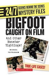Bigfoot Caught on Film
