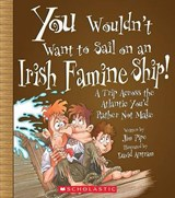 You Wouldn't Want to Sail on an Irish Famine Ship! | Jim Pipe |