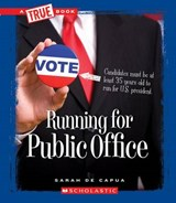 Running for Public Office | Sarah De Capua |