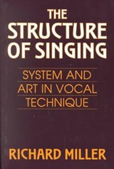 Structure of Singing | Richard Miller |