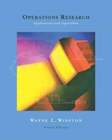 Operations Research | Winston |