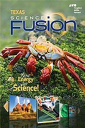 Houghton Mifflin Harcourt Science Fusion Texas