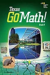 Holt McDougal Go Math! Texas