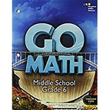 Go Math Middle School Grade | Edward B. Burger |