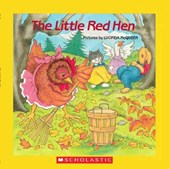 The Little Red Hen [With Paperback]