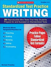 Standardized Test Practice Writing, Grades 5-6