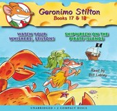 Geronimo Stilton #17 & 18 - Audio