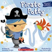 Pirate Potty | Samantha Berger |