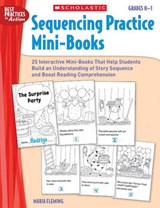 Sequencing Practice Mini-books: Grades K-1 | Maria Fleming |
