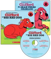 Clifford the Big Red Dog + Clifford el gran perro colorado