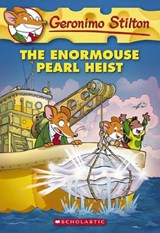 Geronimo Stilton #51: The Enormouse Pearl Heist | Geronimo Stilton |