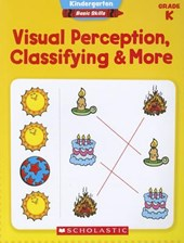 Visual Perception, Classifying & More, Grade K