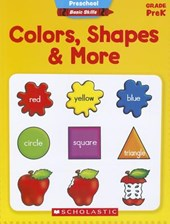 Colors, Shapes & More | Levy, Aaron ; Levy, Kelley Wingate |
