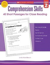 40 Short Passages for Close Reading, Grade