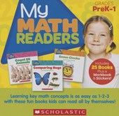 My Math Readers Parent Pack