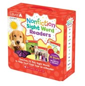 Nonfiction Sight Word Readers Level A, Ages 3-7