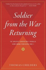 Soldier from the War Returning | Thomas Childers |