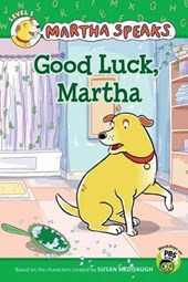 Good Luck, Martha!