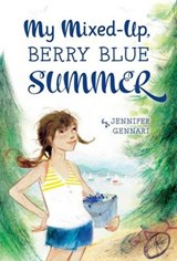 My Mixed-up Berry Blue Summer | Jennifer Gennari |
