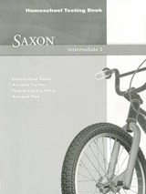 Saxon Math Intermediate | Stephen Douglas Hake |