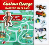 Curious George Magnetic Maze Book | H. A. Rey |