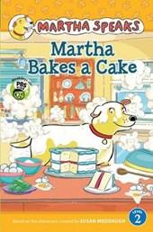 Martha Bakes a Cake