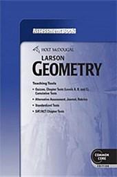 Holt McDougal Larson Geometry
