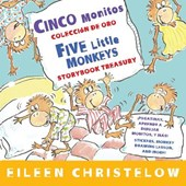 Cinco monitos coleccion de oro / Five Little Monkeys Storybook Treasury