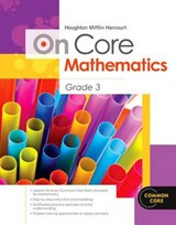 On Core Mathematics, Grade 3 [With Teacher's Guide] | auteur onbekend |