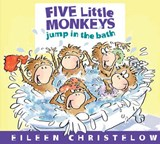 Five Little Monkeys Jump in the Bath | Eileen Christelow |