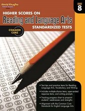 Higher Scores on Reading and Language Arts Standardized Tests, Grade