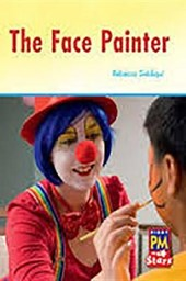 The Face Painter Leveled Reader Grade 1