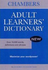 Adult Learners' Dictionary