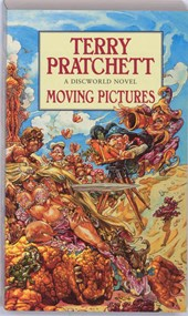 Discworld (10): moving pictures | Terry Pratchett |