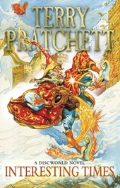 Discworld (17): interesting times