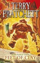 Discworld (19): feet of clay | Terry Pratchett |