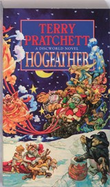Discworld (20): hogfather | Terry Pratchett |