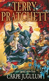 Discworld (23): carpe jugulum