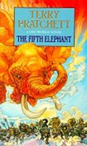 Discworld (24): fifth elephant