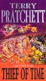 Discworld (26): thief of time | Terry Pratchett |
